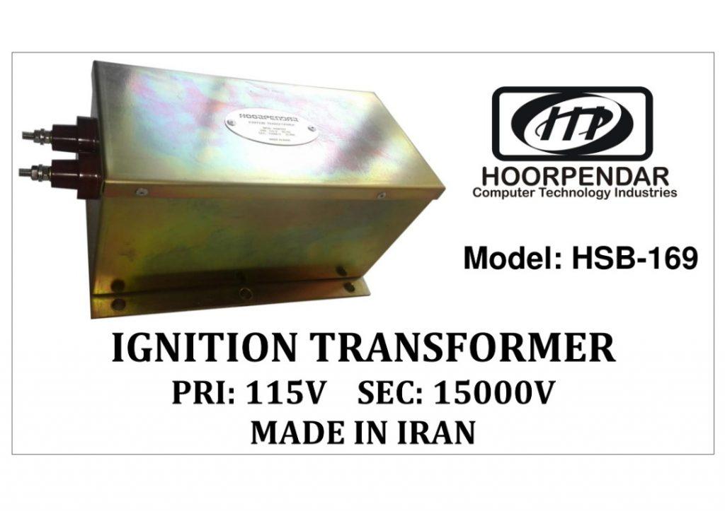 15kv Ignitor Transformer