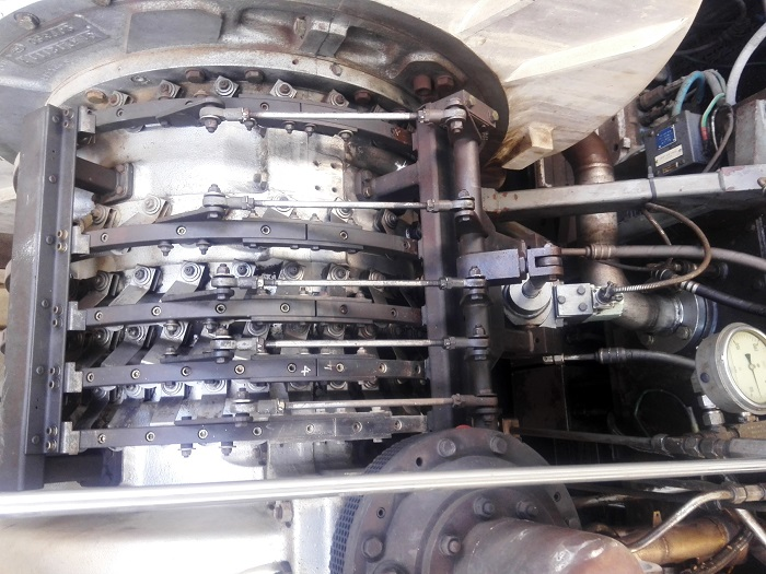 Design and manufacture of Gaidon valve position sensors for EGT turbines