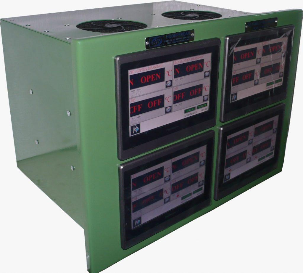 Multi channel process monitor